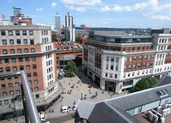 Thumbnail 2 bed flat for sale in Basilica, King Charles Street, Leeds