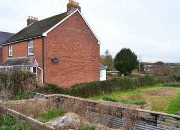 Thumbnail 2 bed semi-detached house for sale in Alvington Road, Newport