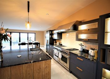 Thumbnail 4 bedroom detached house for sale in Druidstone Road, Old St Mellons, Cardiff