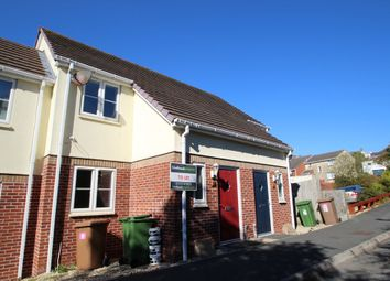 Thumbnail 2 bed terraced house to rent in Mount Tamar Close, Plymouth