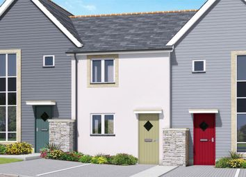 Thumbnail 2 bed terraced house for sale in Park Wartha, Park An Darras, Helston, Cornwall