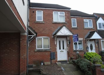 Thumbnail 2 bedroom terraced house to rent in Northdown Close, Ledbury