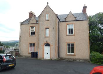 Thumbnail 2 bed flat for sale in Ettrick Terrace, Selkirk