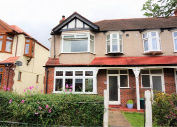 Thumbnail 3 bed end terrace house for sale in Cherrywood Lane, Morden