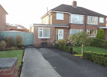 Thumbnail 3 bed semi-detached house for sale in Avondale Avenue, Hazel Grove, Stockport
