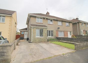 Thumbnail 3 bed semi-detached house for sale in Church Street, Aberkenfig, Bridgend.