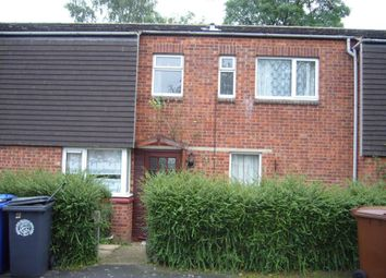 Thumbnail 3 bed terraced house to rent in Newnham Close, Mildenhall