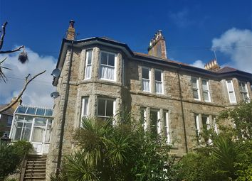 Thumbnail 1 bed flat to rent in Trewithen Road, Penzance