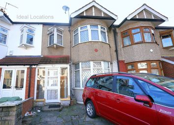 Thumbnail 3 bedroom terraced house for sale in Elstree Gardens, 3 Bedroom House, Ilford