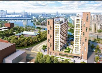 Thumbnail 2 bed flat for sale in No 1 Trafford Wharf, Manchester