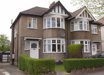 Thumbnail 3 bed semi-detached house for sale in Kingshill Drive, Harrow, Middlesex