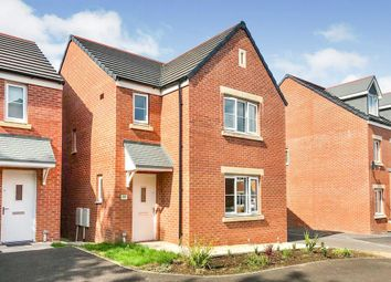 Thumbnail 3 bed detached house for sale in Llwyngwern, Pontarddulais, Swansea