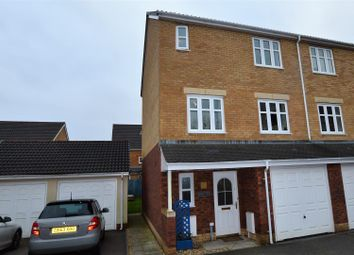Thumbnail 3 bed end terrace house for sale in Meadow Way, Tyla Garw, Pontyclun