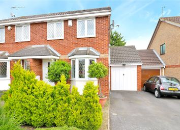 Thumbnail 3 bed semi-detached house for sale in Abbey Drive, Abbots Langley