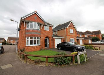 Thumbnail 3 bed detached house for sale in Briskman Way, Aylesbury