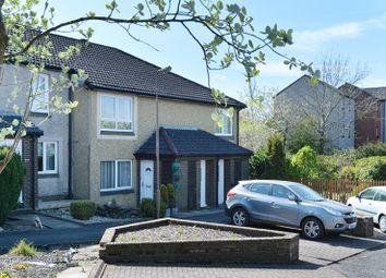 Thumbnail 1 bed flat for sale in Redcraig Road, East Calder, West Lothian