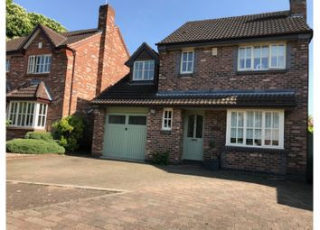 Thumbnail 4 bed detached house for sale in Ashwell Court, Woodthorpe