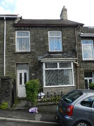 Thumbnail 3 bed terraced house for sale in Ynysmeurig Road, Abercynon