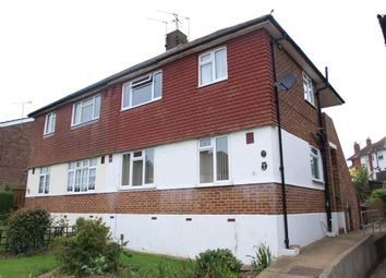 Thumbnail 2 bed maisonette to rent in Vale Drive, Davis Estate, Chatham, Kent