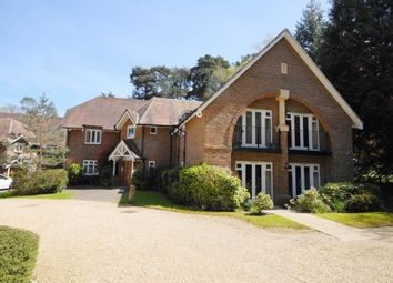 Thumbnail 2 bedroom flat for sale in Beaufoys Avenue, Ferndown