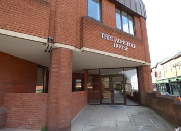 Thumbnail 2 bed flat to rent in Threadneedle House, Alcester Street, Redditch
