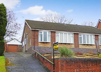 Thumbnail 2 bedroom semi-detached bungalow for sale in Lamb Street, Kidsgrove, Stoke-On-Trent