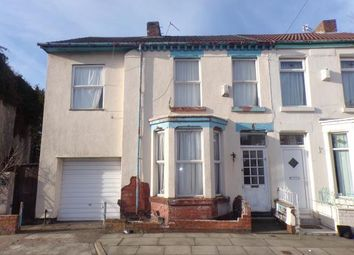 Thumbnail 4 bed terraced house for sale in Birstall Road, Liverpool, Merseyside, England