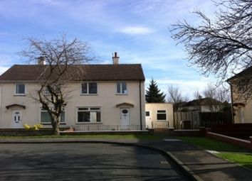 Thumbnail 3 bed terraced house to rent in Borrowlea Road, Stirling