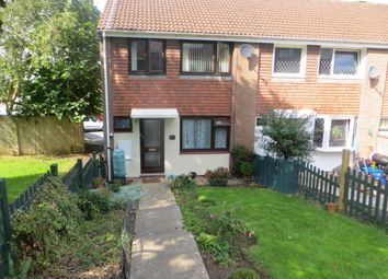 Thumbnail 3 bedroom end terrace house for sale in Orchard Close, Weston Super Mare