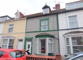 Thumbnail 4 bed terraced house for sale in Victoria Centre, Mostyn Street, Llandudno