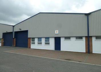 Thumbnail Light industrial to let in Unit 4 Trent Lane Industrial Estate, Castle Donington, Derbyshire