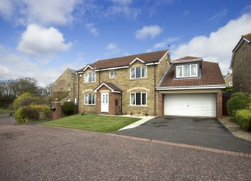 Thumbnail 5 bed property for sale in Low Farm, Ellington, Morpeth