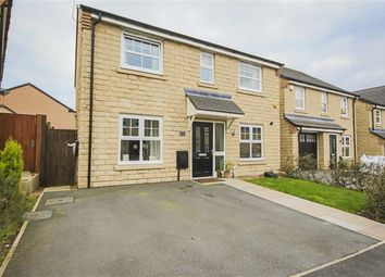 Thumbnail 4 bed detached house for sale in Yarn Avenue, Helmshore, Lancashire