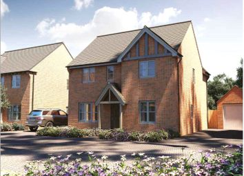 Thumbnail 4 bed detached house for sale in Chartist Edge, Staunton, Gloucester, Gloucestershire