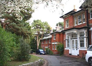 Thumbnail 3 bedroom flat to rent in West Cliff Road, Durley Chine Bournemouth