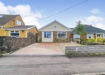Thumbnail 3 bed detached bungalow for sale in Meadow Street, North Cornelly, Bridgend