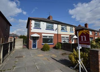 Thumbnail 3 bed semi-detached house to rent in Barton Road, Farnworth, Bolton