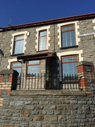Thumbnail 3 bed terraced house for sale in Bryn Terrace, Pentre