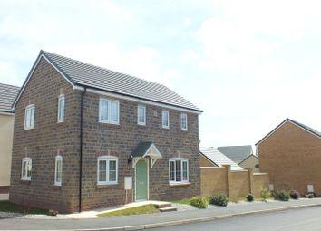Thumbnail 3 bed detached house for sale in Gatehouse View, Pembroke, Pembrokeshire