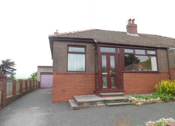 Thumbnail 2 bed semi-detached bungalow to rent in Moss Grove, High Crompton, Shaw.