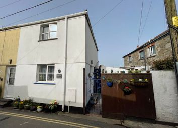 Thumbnail 1 bed semi-detached house for sale in West Street, St. Columb
