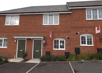 Thumbnail 2 bedroom terraced house for sale in Bessemer Way, Crewe, Cheshire