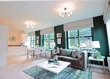 Thumbnail 2 bedroom flat for sale in Fleet Mill, Minley Road, Fleet