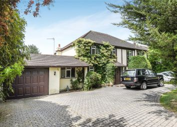Thumbnail 5 bed detached house for sale in The Beacons, Loughton, Essex