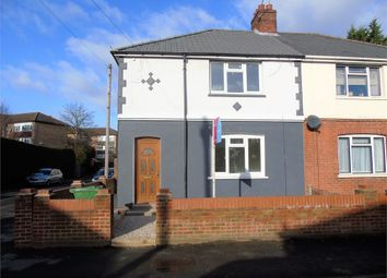 Thumbnail 3 bed semi-detached house for sale in Moorlands Road, Camberley, Surrey
