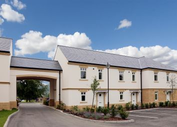 Thumbnail 2 bedroom town house for sale in Pollard Way, St Elphin's Park, Darley Dale