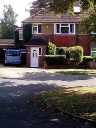 Thumbnail 5 bed semi-detached house for sale in Ravenscourt Close, Ruislip