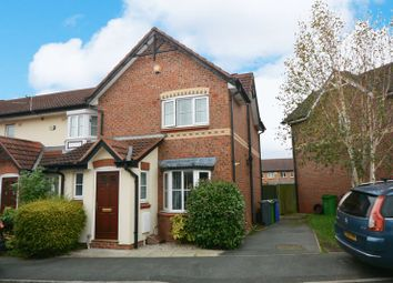 Thumbnail 3 bed terraced house for sale in Hazelwood Road, Woodhouse Park, Manchester