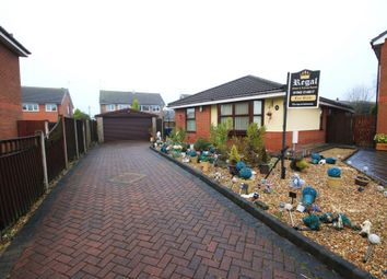 Thumbnail 3 bed bungalow for sale in Maberry Close, Shevington, Wigan