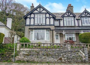 Thumbnail 4 bedroom semi-detached house for sale in Borth-Y-Gest, Porthmadog, Gwynedd